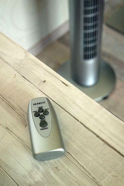 Filine: Turmventilator bringt Luft ins aufgeheizte Zimmer ...