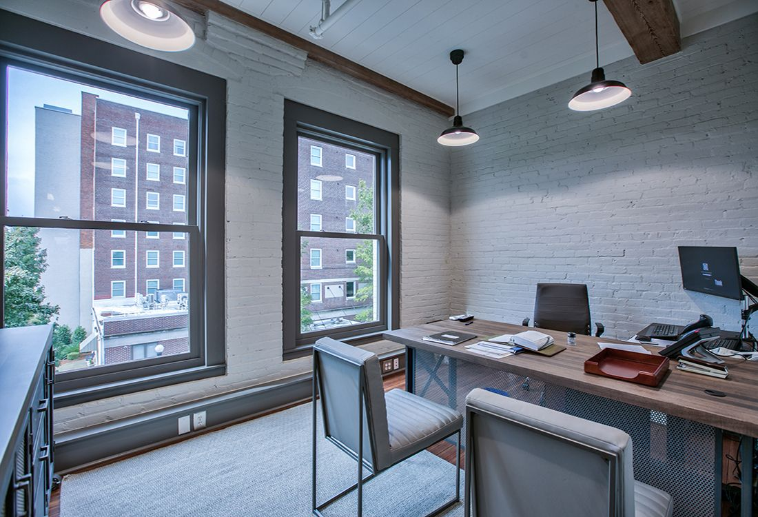 Iron Age Office   Gallery   Custom wood furniture, Industrial ...