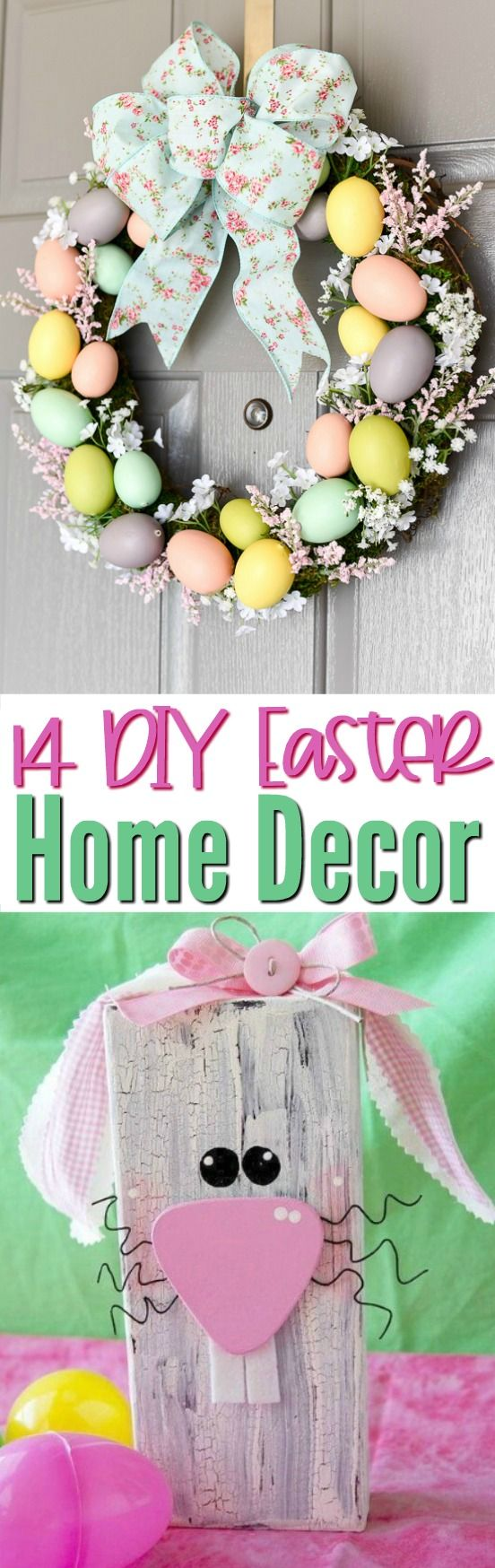 DIY Easter Home Decor - A Little Craft In Your Day ...