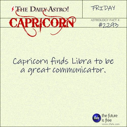 Capricorn Libra Describes Me Pinterest Capricorn Free