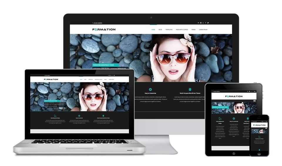 Chocolate WP – Responsive Photography Theme | Photography themes