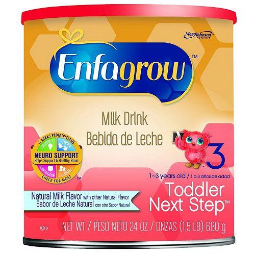 Free Sample Of Enfamil Enfagrow Toddler Next Step Best Baby Formula Baby Formula Baby Formula Milk