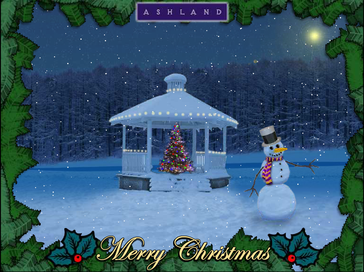 Ashland christmas cards 2004 ashland university christmas ecard ashland universitys interactive christmas card kristyandbryce Image collections