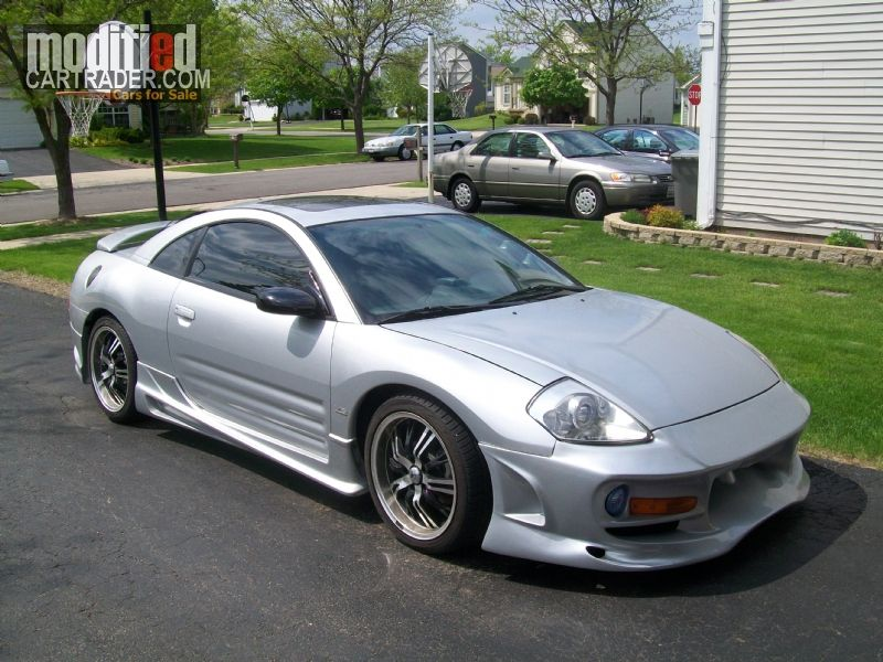 For Fullscreen Gallery 2000 Mitsubishi Eclipse Supercharged