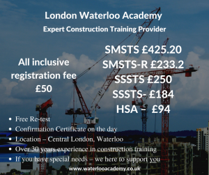 Construction CITB experienced instructor/tutor vacancy