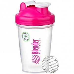 Blender Bottle Pink 20 oz
