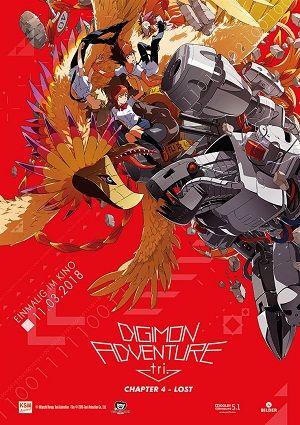 Digimon Adventure Tri 3 Deutsch Stream