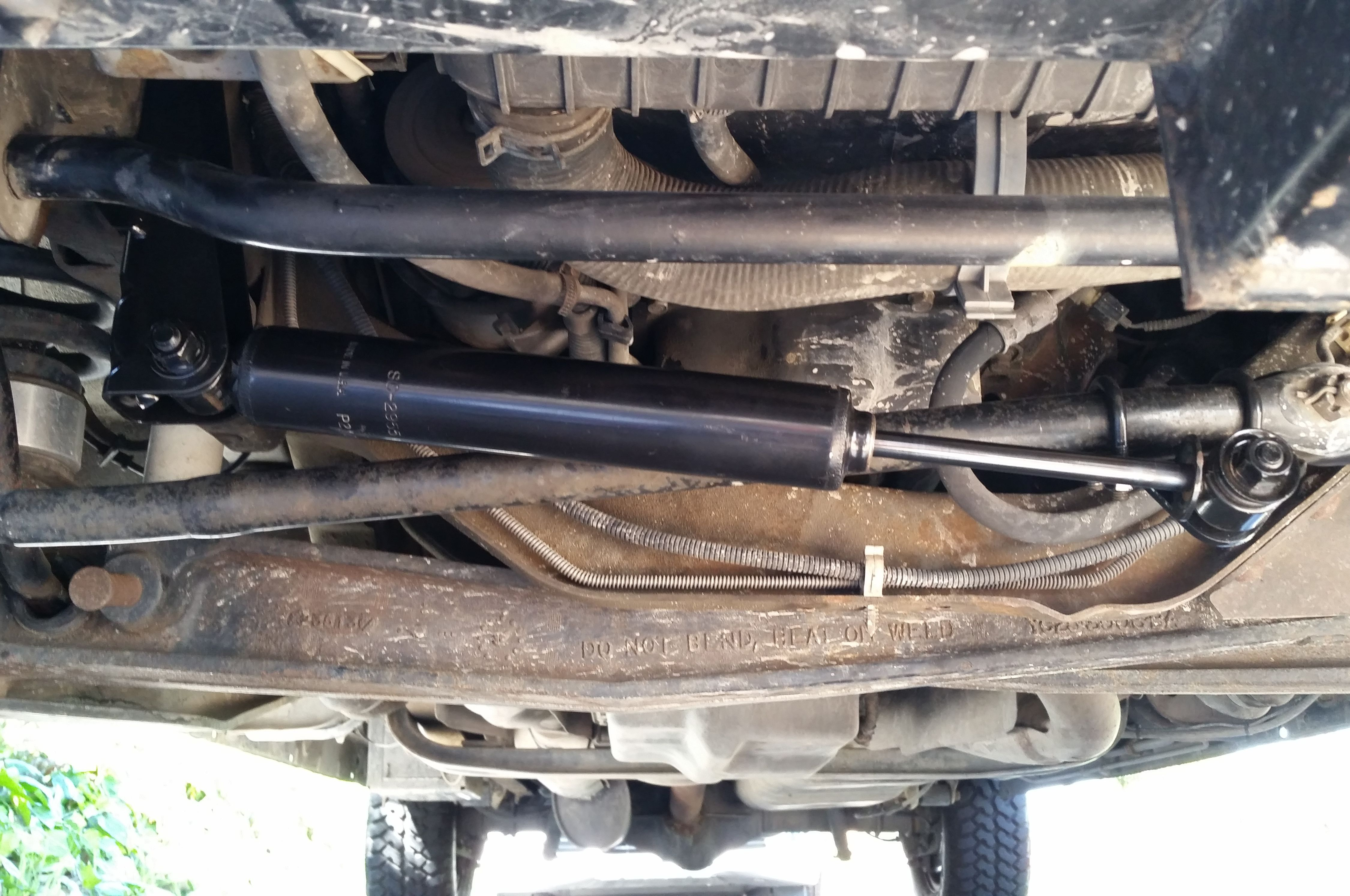 Best 2002 Jeep Grand Cherokee Steering Stabilizer Jeep ift