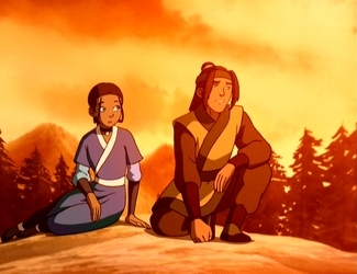 Haru Images Avatar The Last Airbender Avatar Aang Avatar The