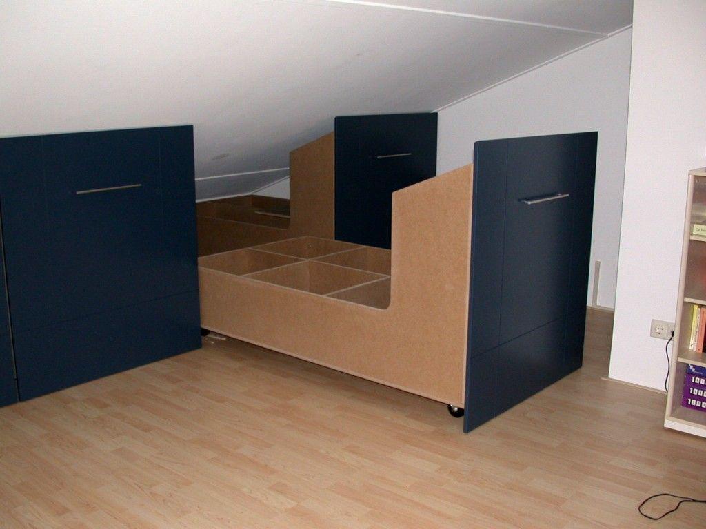 speciale oplossingen opmaat things pinterest dachschr ge dachboden und dachgeschosse. Black Bedroom Furniture Sets. Home Design Ideas