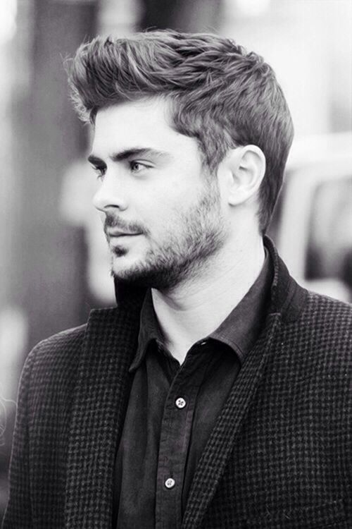 Zack Efron Mens Hairstyles Zac Efron Celebrity Haircuts