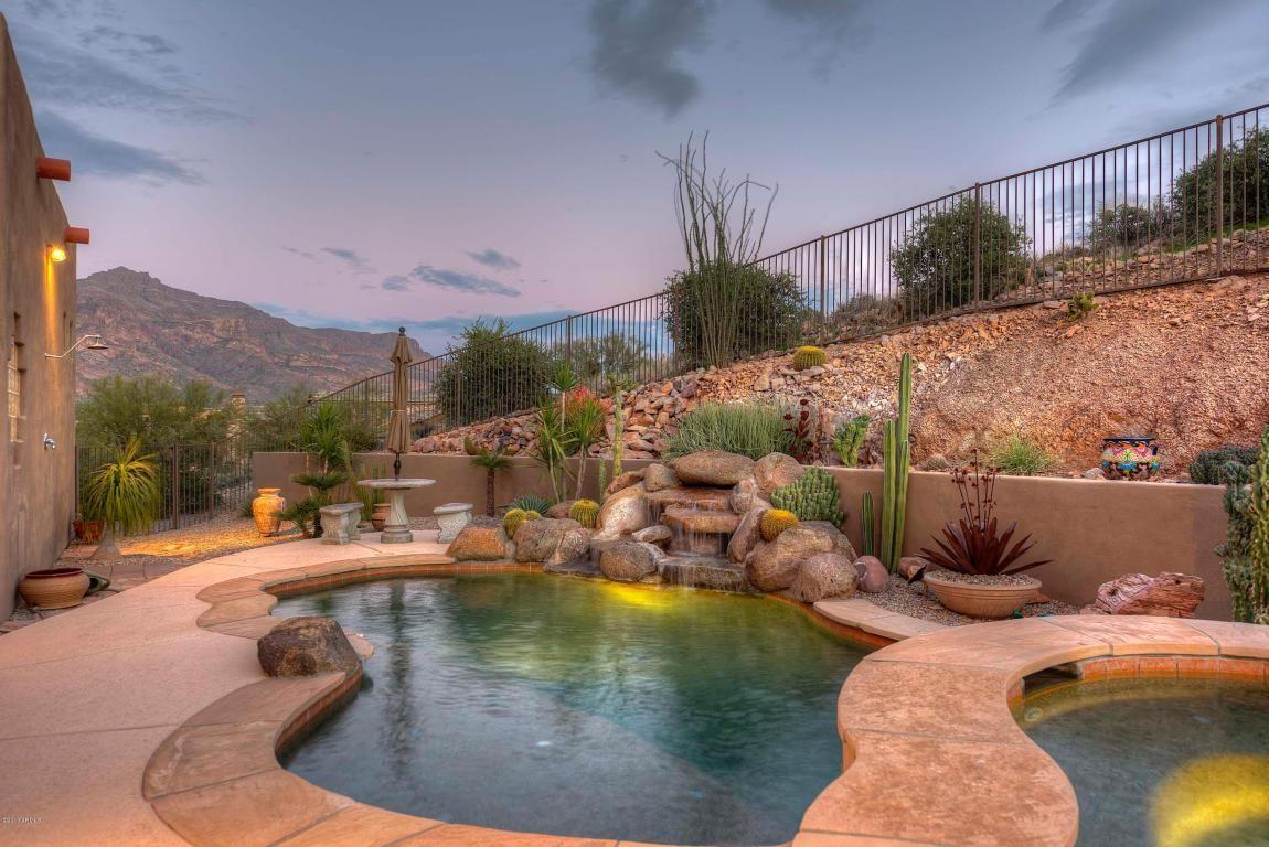 AZ Backyard Backyard Patio, Patio Ideas, Backyards, Beautiful Homes, Arizona,  House