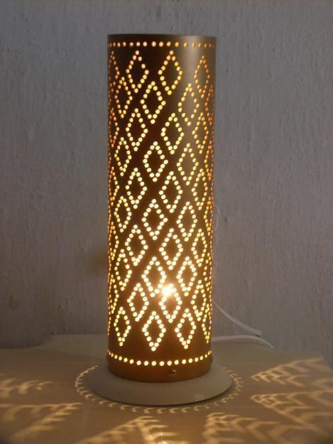 Luminarias Em Cano Pvc Jpg 469 625 Lampen Verlichting