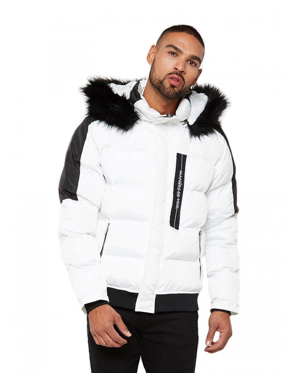 Jay1 Beckyjay1 Puffer Jacket Maniere De Voir Fashion Mens Outfits Music Fashion [ 1415 x 1080 Pixel ]