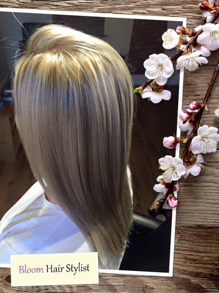 Bloom Hair Stylist Weston Super Mare Blonde Hair Hair