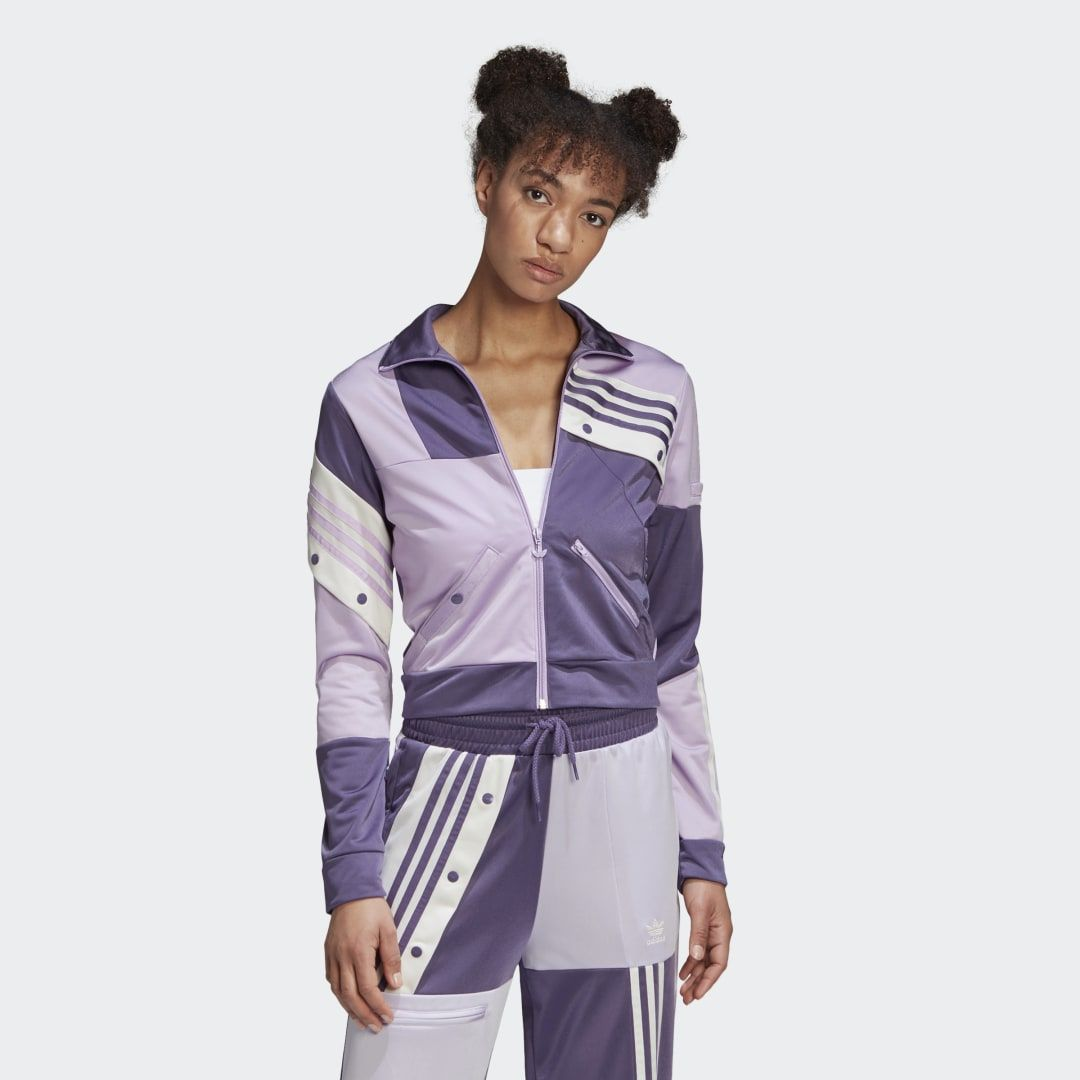 adidas Daniëlle Cathari Track Top - Purple | adidas US
