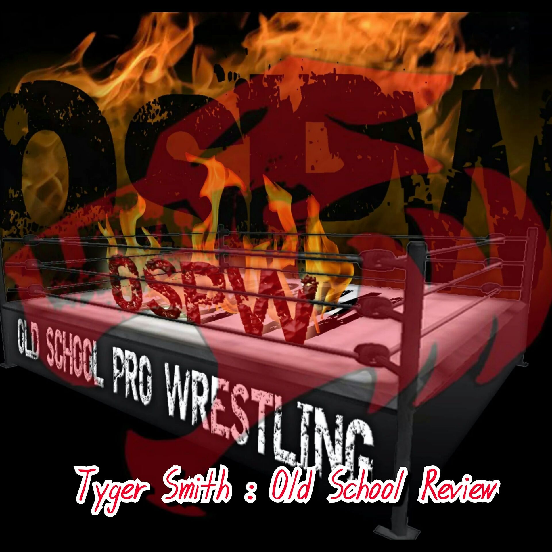 the new @ospwreview podcast debuting this Monday! with everything happening @officialospw #exodus will be something