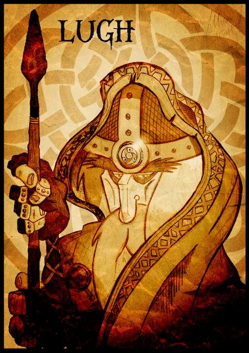 The Irish In Stories | Tuatha Dé Danann | Irish, Witch history, Magick