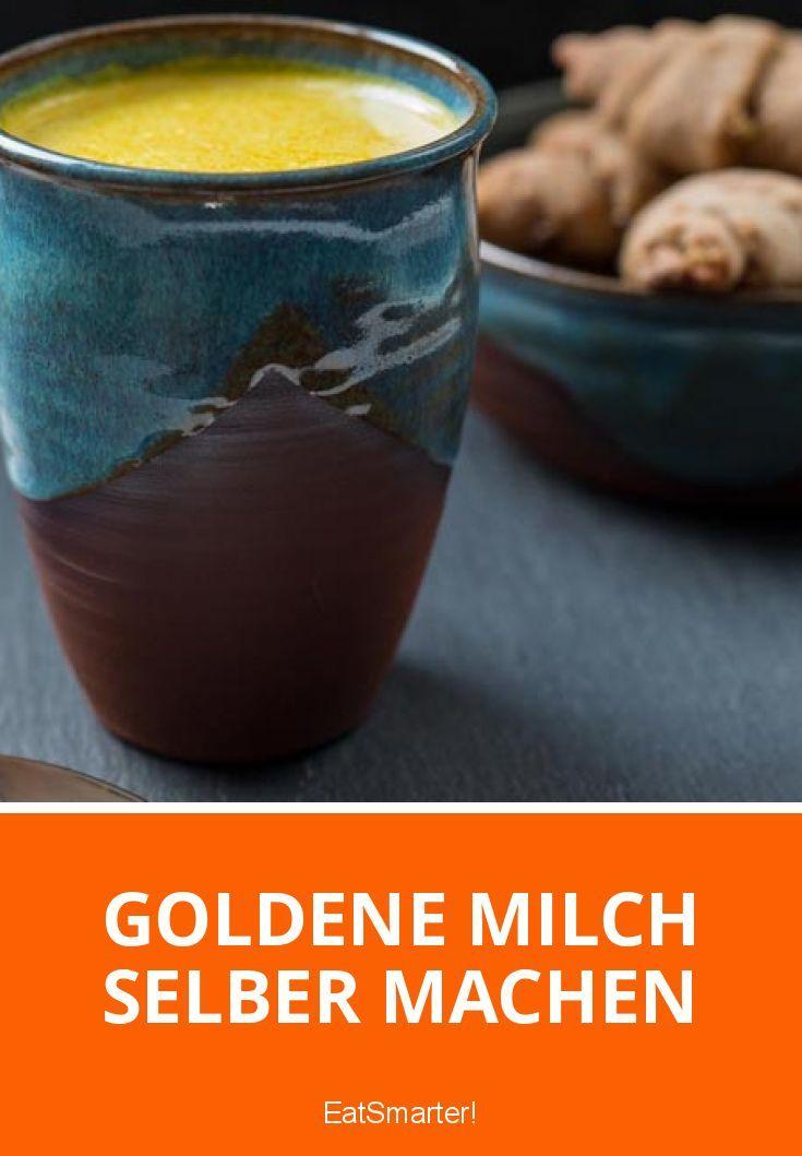 Goldene Milch selber machen | Goldene milch, Milch und Selber machen