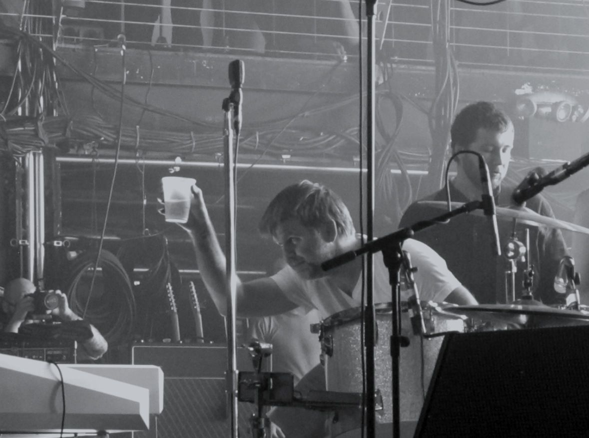 LCD Soundsystem >> Harry Nilsson, 2011 (Jump Into The Fire
