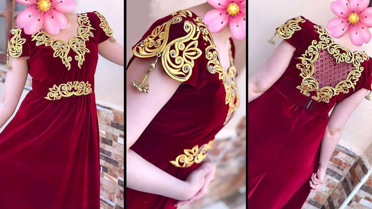 قنادر2021 في غاية الاناقة الملابس هي أحد الضروريات الأساسية للناس ومع ذلك يشتري الناس الملابس حتى لو كان In 2021 Off Shoulder Wedding Dress Dresses Wedding Dresses