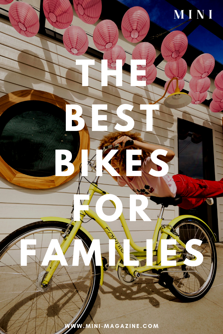 The Best Bikes To Take On Your Family Bike Ride Cool Bikes