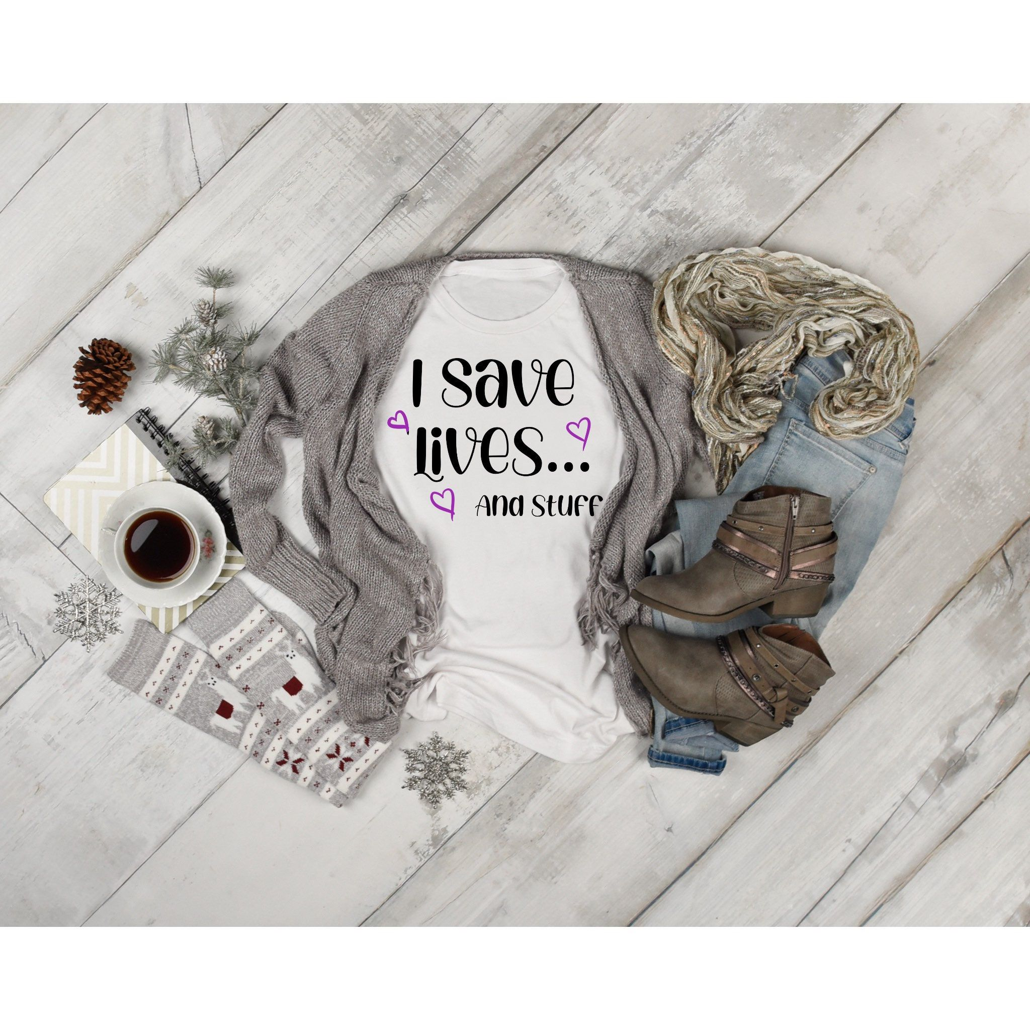 I Save Lives EMS Short-Sleeve Unisex T-Shirt | Etsy