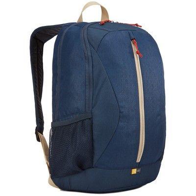 Case Logic 15.6 Ibira Backpack - Dress Blue  7dbff2a3a6e58