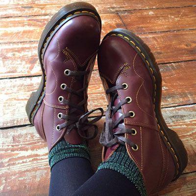 Church Vintage Smooth   Damen Stiefel   Leder Stiefel