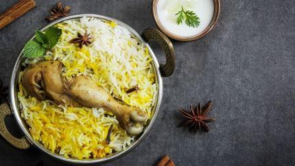 طريقة عمل البرياني الباكستاني Recipe Indian Food Recipes Goan Recipes Biryani