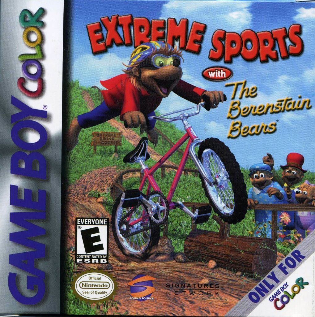 Extreme Sports With The Berenstain Bears 2000 Berenstain Bears