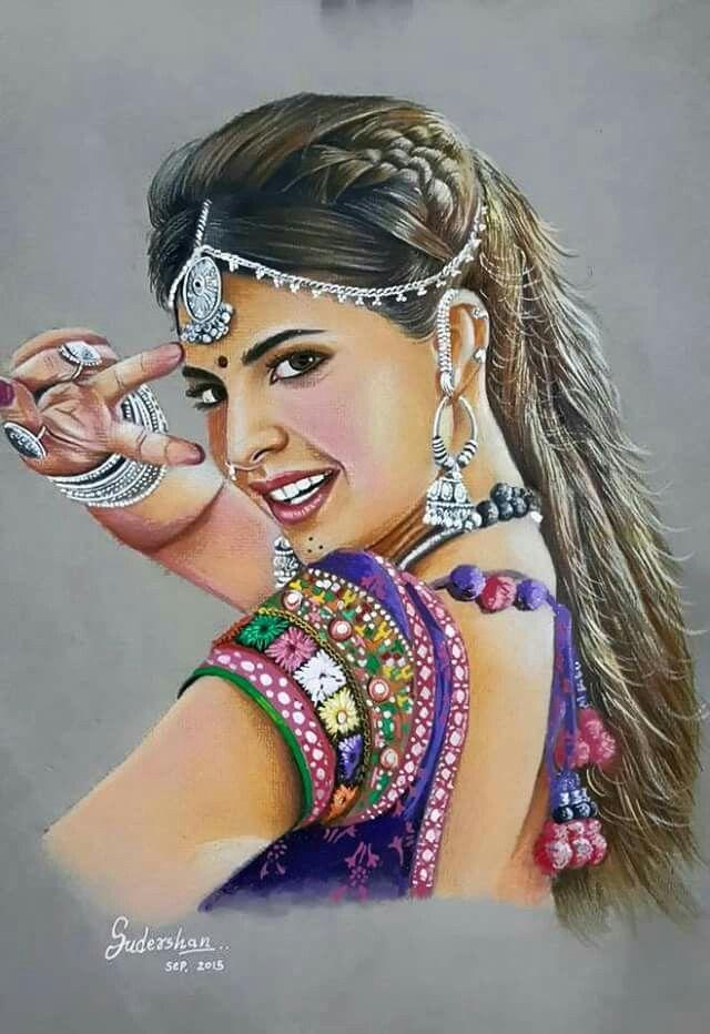 7b5c0db6a0 Beautiful........ | Indian Art n Paintings in 2019 | Indian women painting,  Indian paintings, Indian art