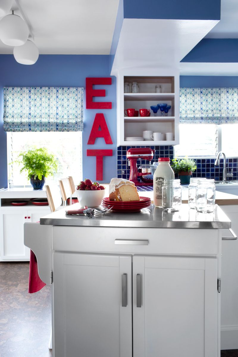 A Hollywood Hills Kitchen And Its Neighboring Breakfast Nook Last Amusing Design Your Own Kitchens Decorating Inspiration