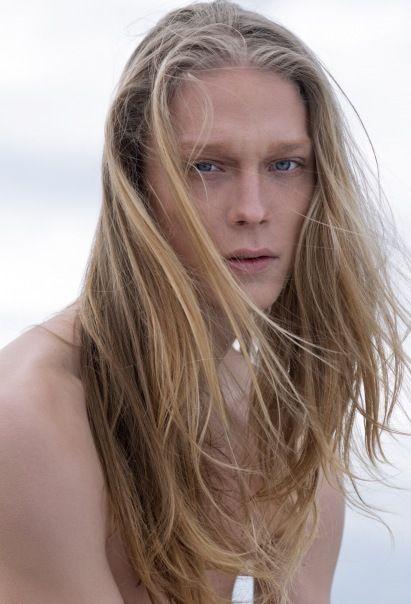 Naked men with long hair pics 23
