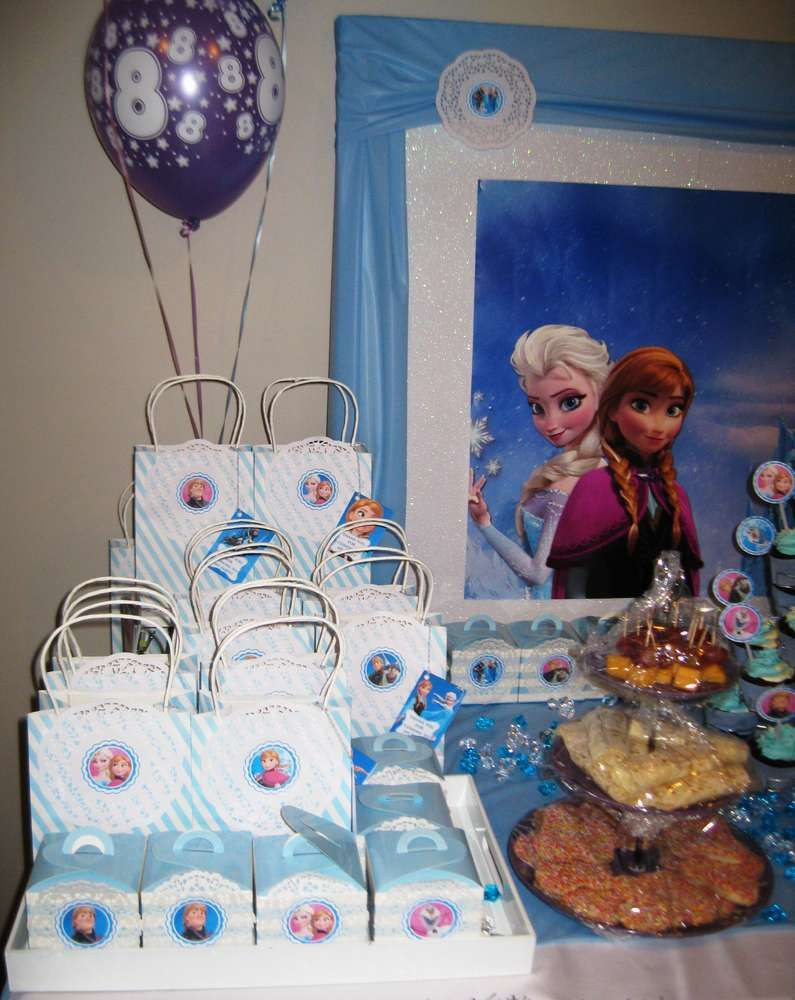 Disney Frozen Birthday Party Ideas Disney frozen birthday