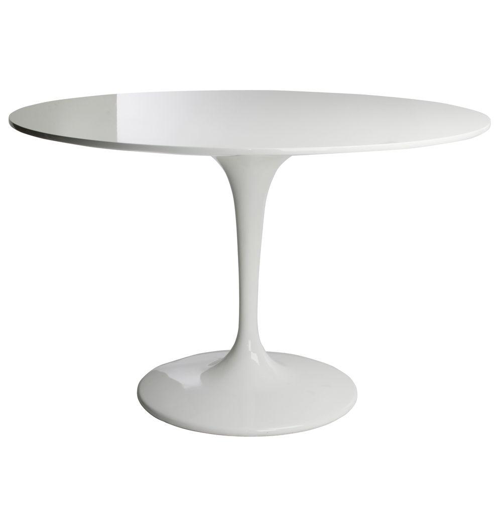 Replica Eero Saarinen Tulip Dining Table 120cm By Eero Saarinen Matt Blatt Table Tulip Dining Table Furniture