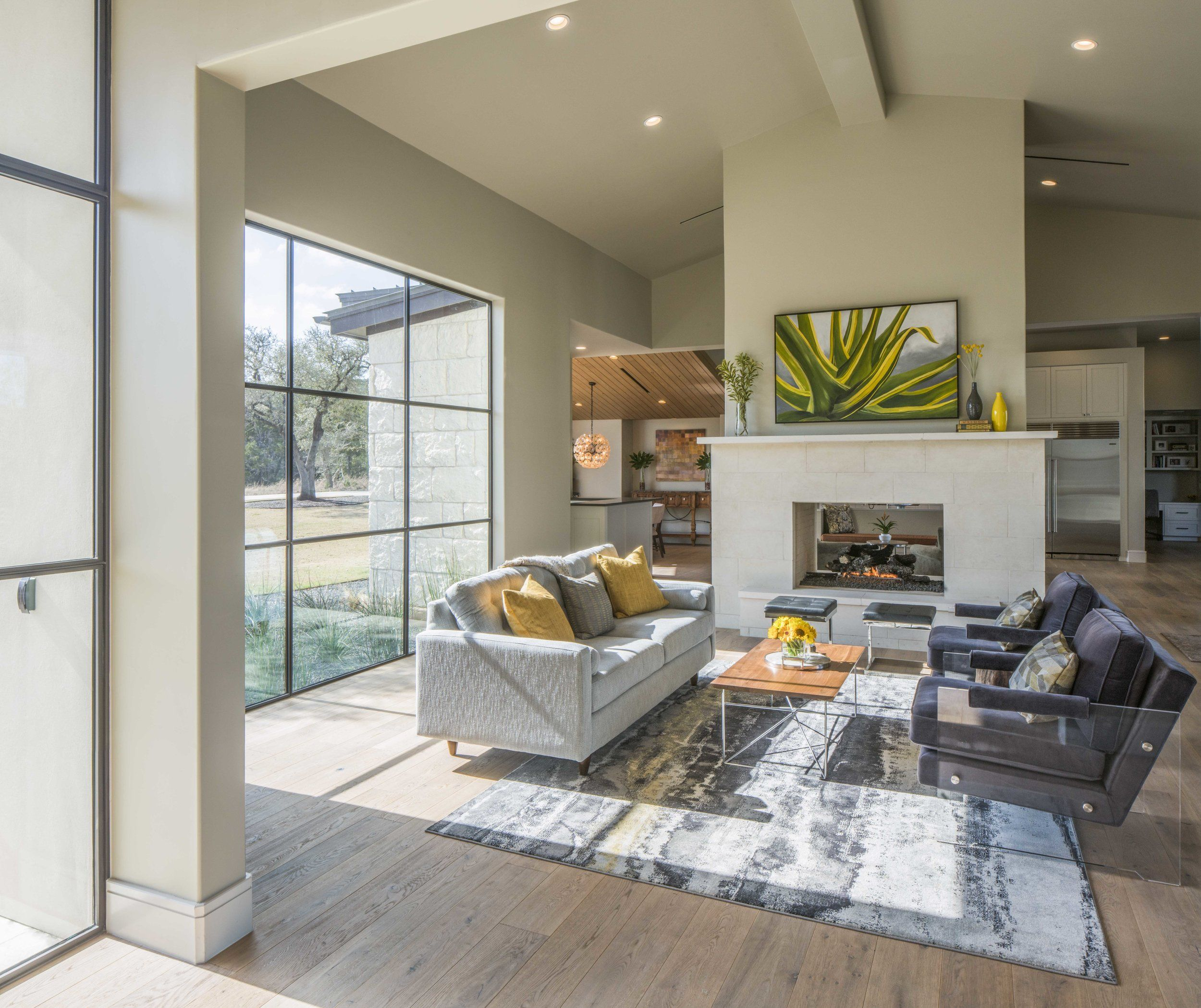 Modern Country Homes Design: Hill Country Modern