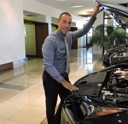 Have You Met Anthony Picozzi New Lexus Anthony Las Vegas