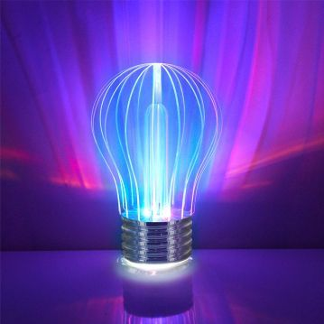 Polychrome Light Lamp Color Changing Light Bulb Color Changing Led