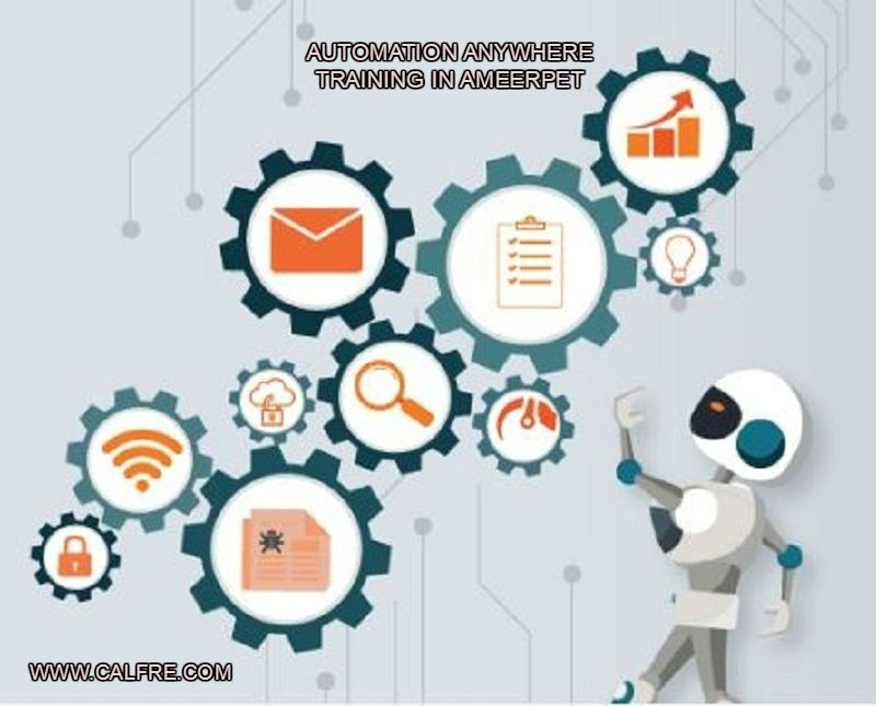 Calfre Is The Leading Website Where We Can Find The All Training Automation Anywhere Is The Tool Of Robotic Process It Is Busines Automation Train Location Map