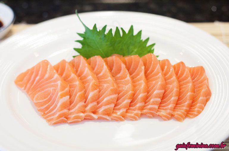 Extremamente Comida Japonesa - Nomes, Tipos, Pratos, Receitas e Fotos | Sashimi  WG43