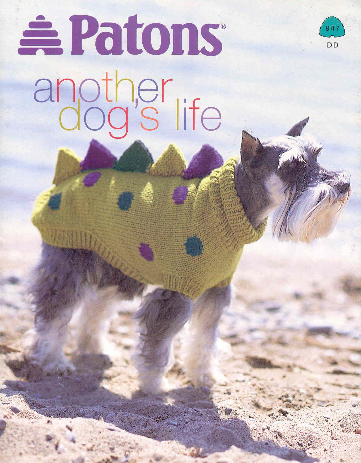 Knitting Pattern Dog Jacket : @emmyloumarvig OMG! If you do not make one of these for alfred I am not going...