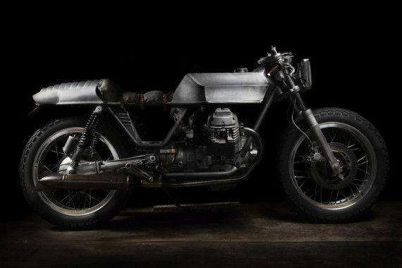El Solitario Trimotoro Motorcycle