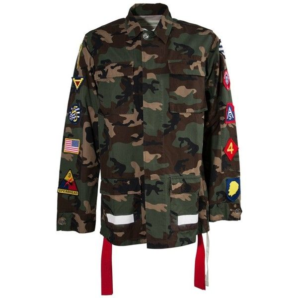 442408ff755e Off-White Archive Field Jacket ( 1