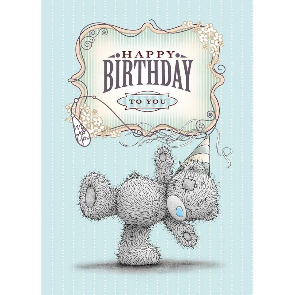 Tatty Teddy Happy Birthday To You Tatty Teddy Happy Birthday Pictures Happy Birthday Wishes Cards