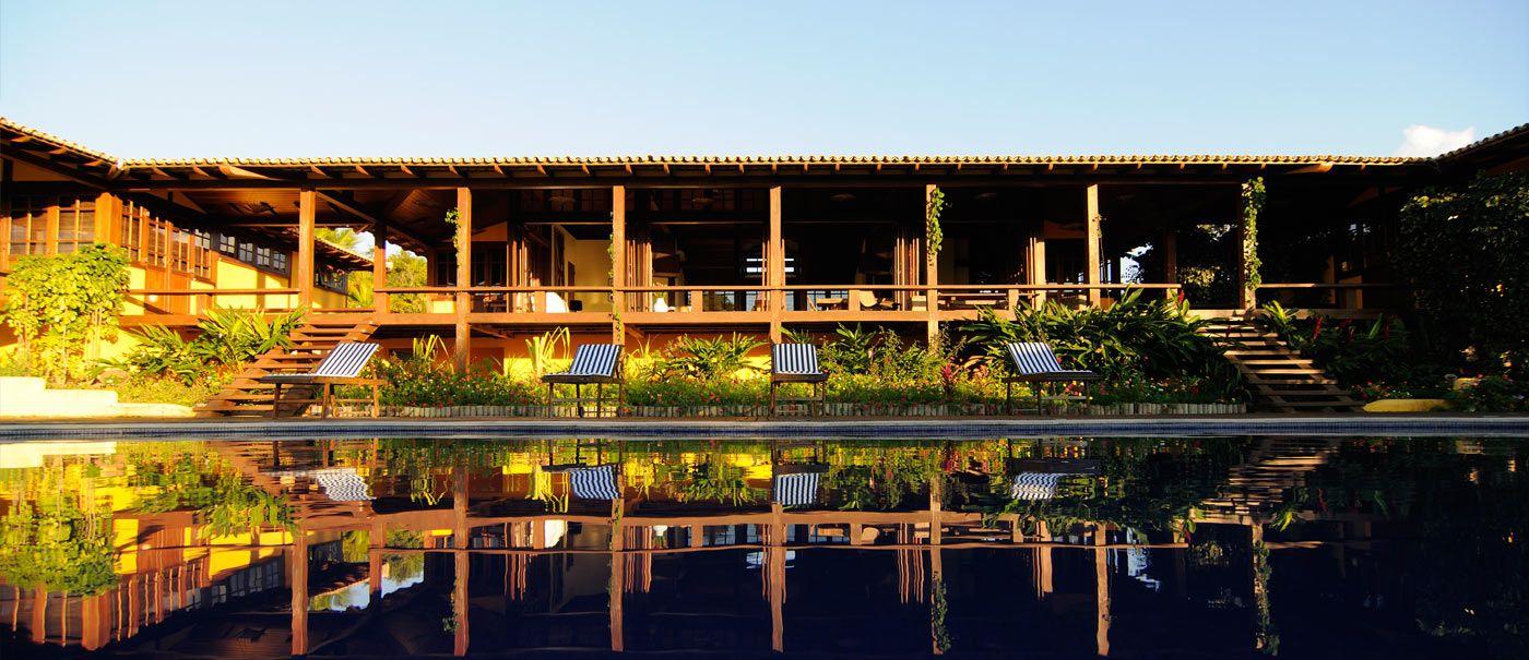 Vacation Treehouse Concept Design   Trancoso, Brazil