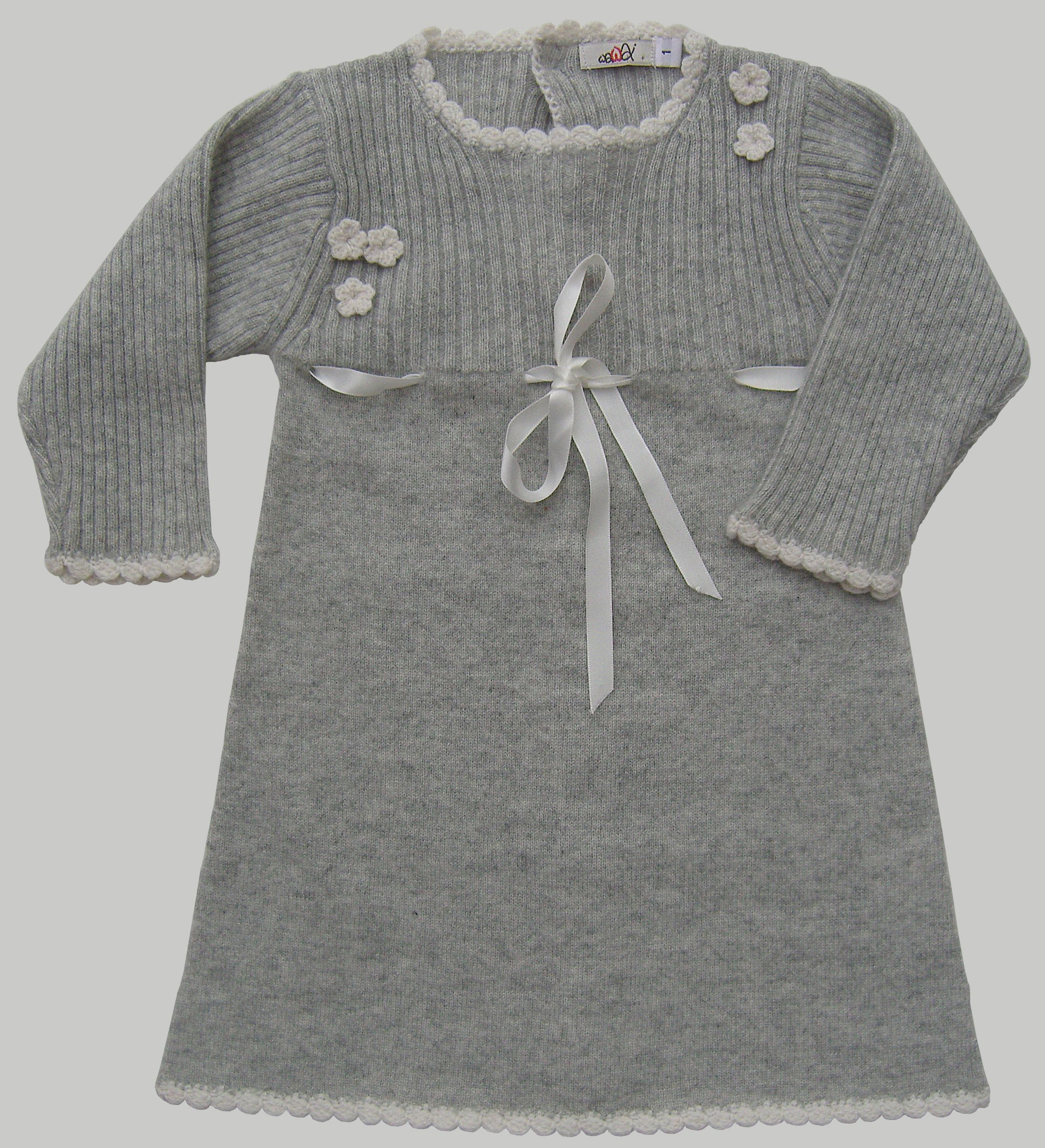1957f58df WAWA 100% cashmere dress for 6-12month old 12-18month old. www ...