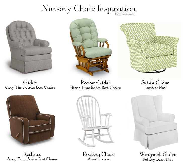 Nursery Rocking Chair Gliders Life S Tidbits