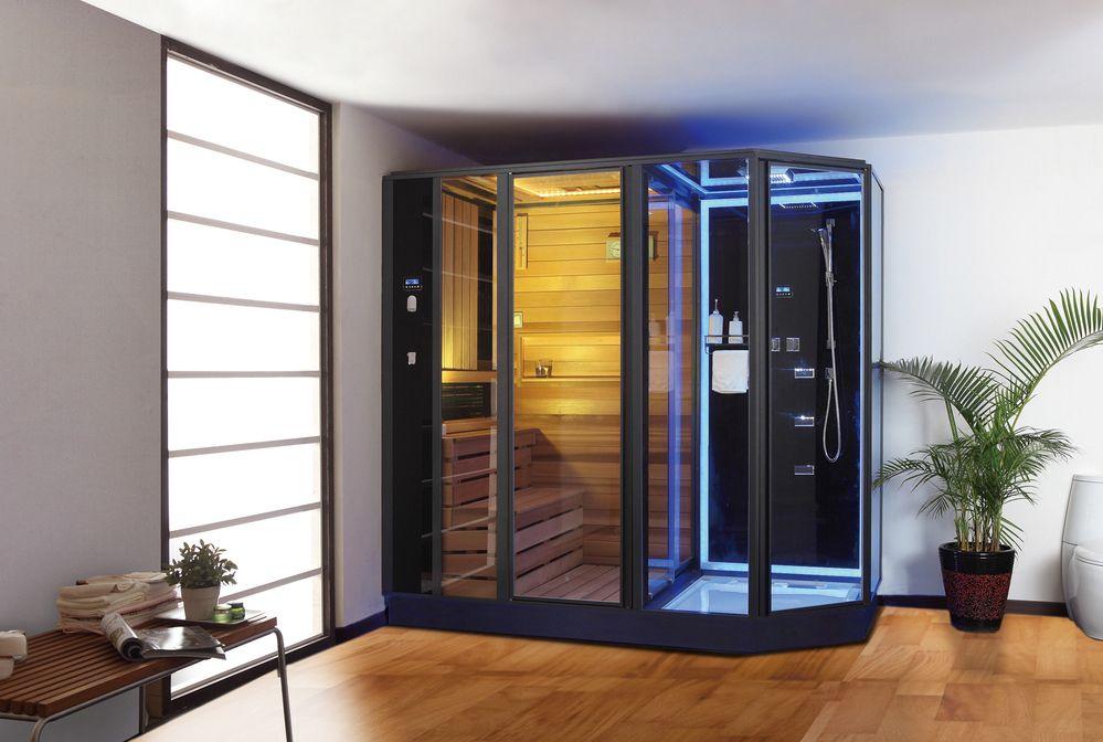 infrarood sauna in badkamer - Google zoeken | Guest room | Pinterest ...