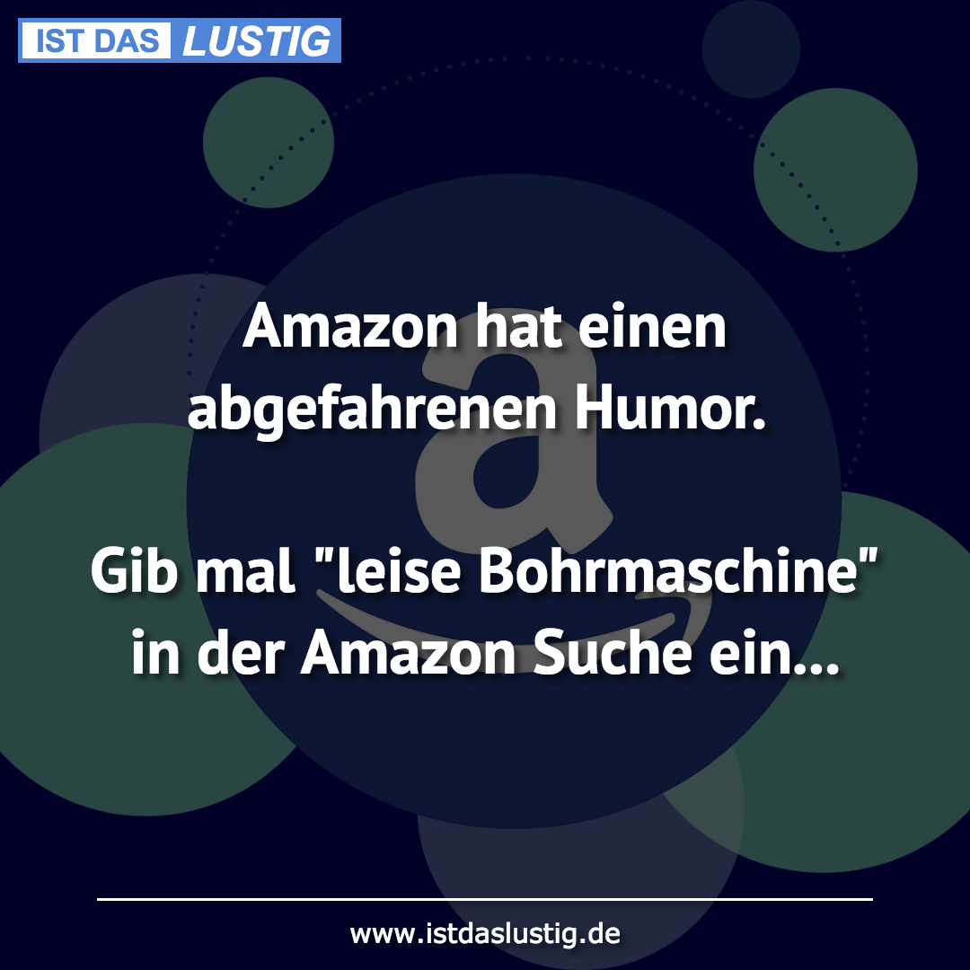Amazon leise bohrmaschine